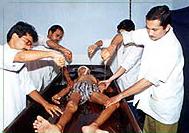 Pizichil Massage